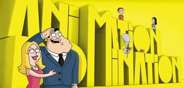 Animation Domination images American Dad's Animation Domination ...