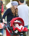 Amy Adams: krisimasi Shopping with Darren Le Gallo