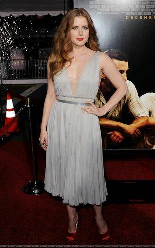 """Amy @ """"The Fighter"""" LA Premiere"""
