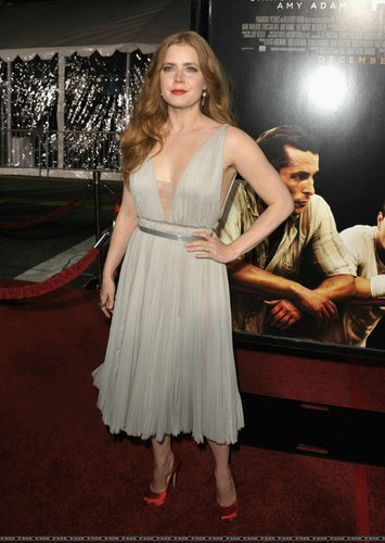 "Amy @ ""The Fighter"" LA Premiere"