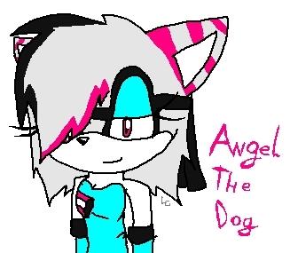 Энджел the Dog