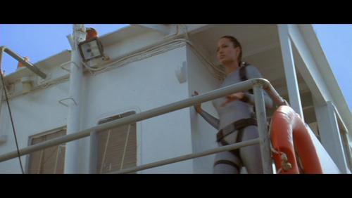 Angelina Jolie wallpaper called Angelina Jolie as Lara Croft in 'Lara Croft Tomb Raider: The Cradle Of Life'