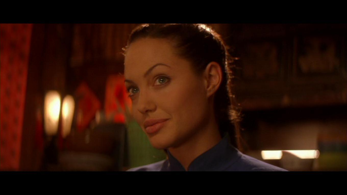 Angelina Jolie As Lara Croft In Lara Croft Tomb Raider The Cuna