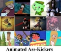 Animated Ass-Kickers
