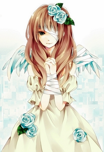 ragazze Anime wallpaper called Anime Girl