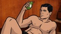 Archer in the Nude - archer screencap