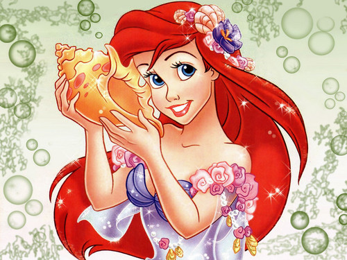 Ariel wallpaper probably with anime entitled Ariel