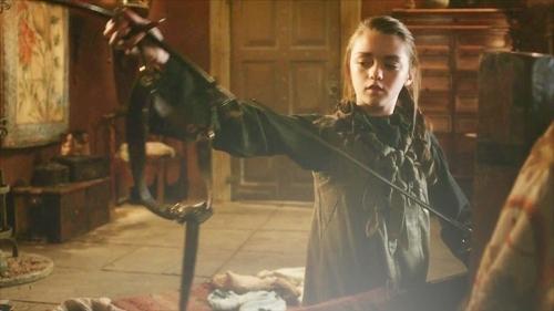 Arya & Needle