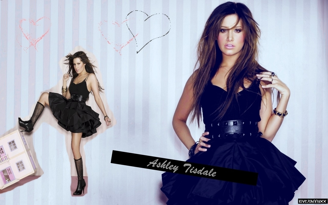 ashley tisdale 4 wallpapers - photo #30