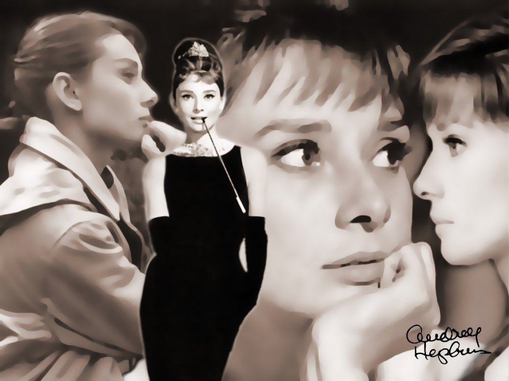 The Fabulous Audrey Hepburn  - cover