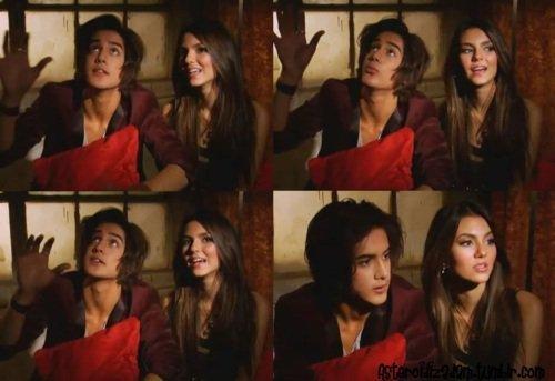 Avan and Victoria