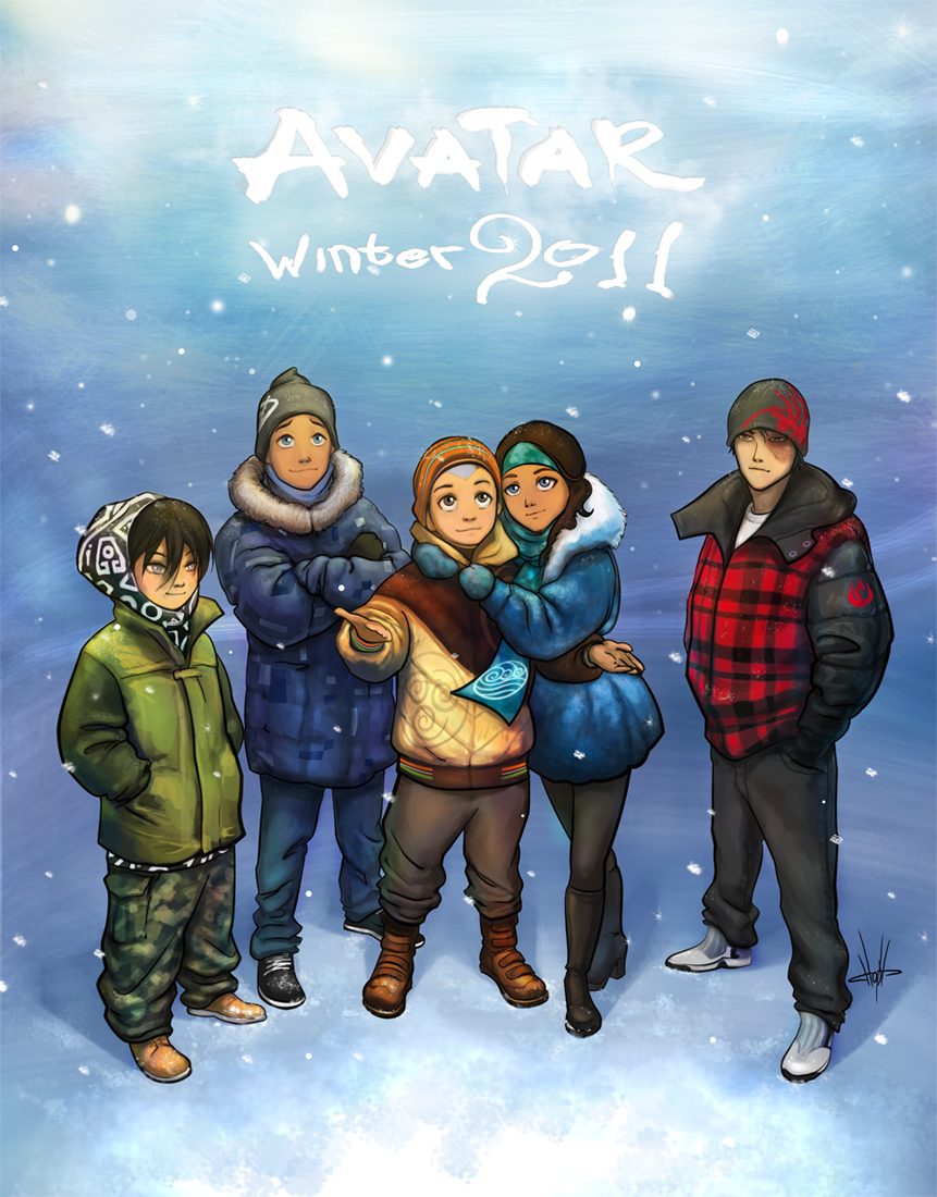Avatar Winter 2011 - Avatar: The Last Airbender Photo (17970262 ...: fanpop.com/clubs/avatar-the-last-airbender/images/17970262/title...