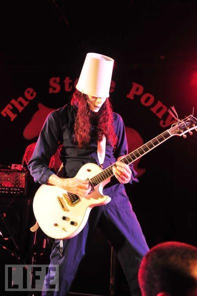 Buckethead images BUCKETHEAD wallpaper and background ...
