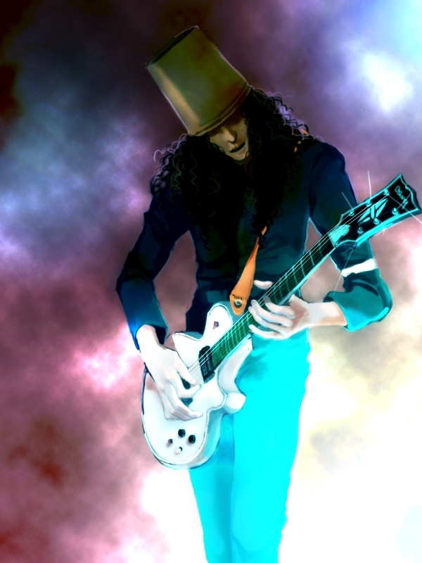 Buckethead images buckethead hd wallpaper and background photos 17903661 - Walpepar photos ...
