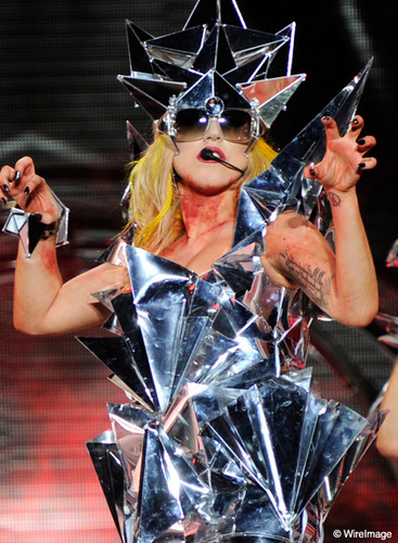 Bad Romance - Monster Ball Tour