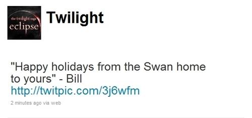 Bill Condon Tweets new still