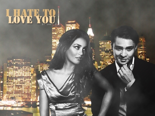 Blair & Chuck - gossip-girl Wallpaper