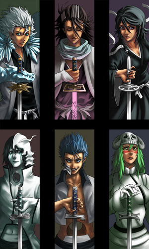 animê bleach wallpaper entitled Bleach