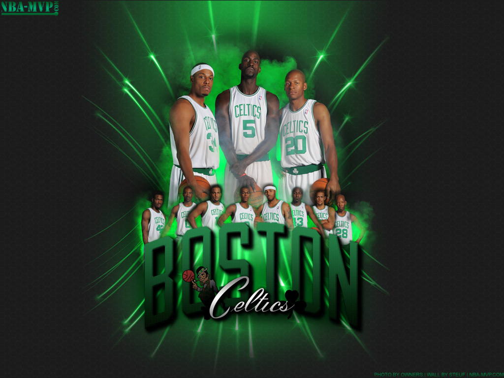 Boston Celtics! - Boston Celtics Photo (17932107) - Fanpop fanclubs