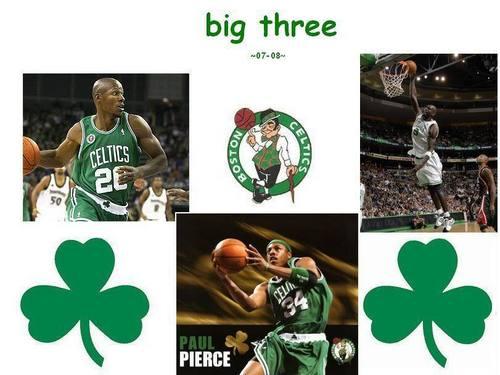 Boston Celtics Hintergrund titled Boston Celtics!