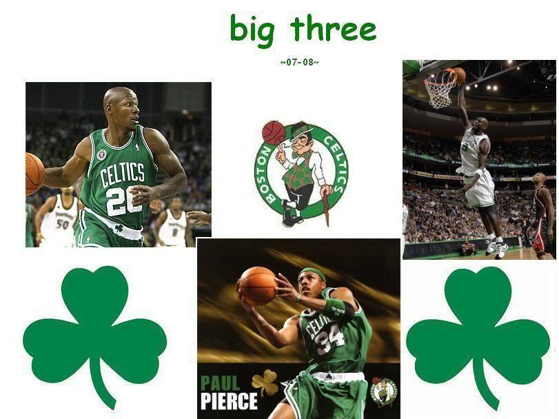 Boston Celtics!