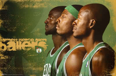 Boston Celtics the big 3!