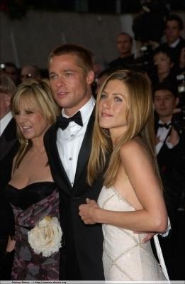 Brad & Jen-2004 Cannes Film Festival