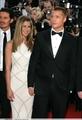 Brad & Jen-2004 Cannes Film Festival - jennifer-and-brad photo
