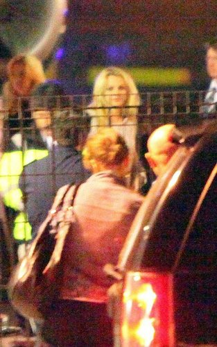 Britney arriving @ Mexico