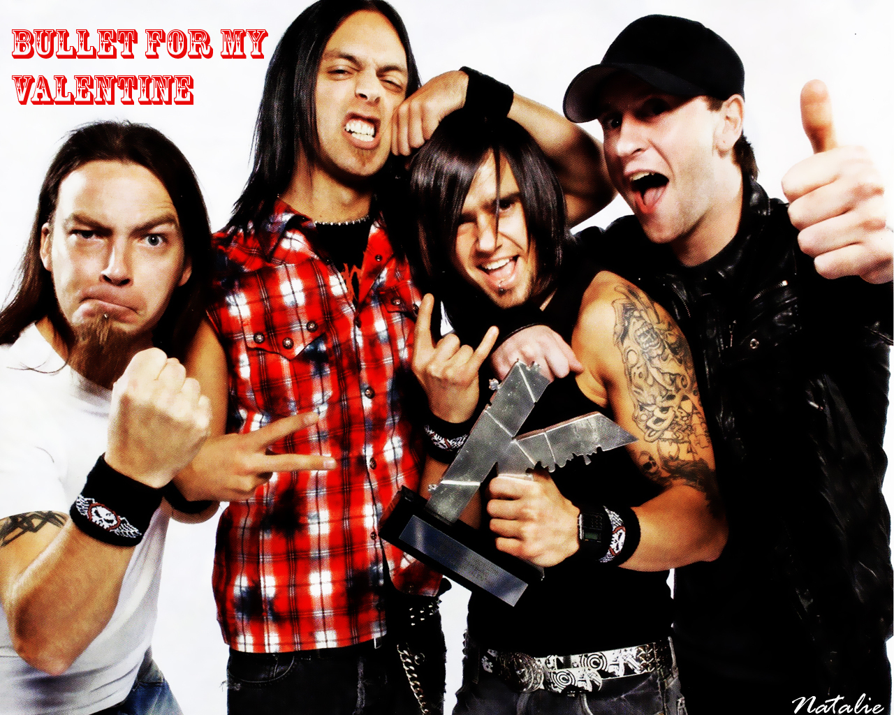 bullet for my valentine - photo #9