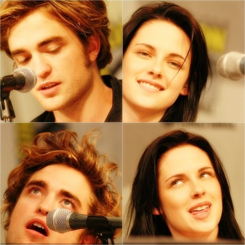 COLLAGES ROBSTEN - COMIC CON 2008
