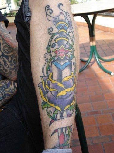 Cadu - tattoo
