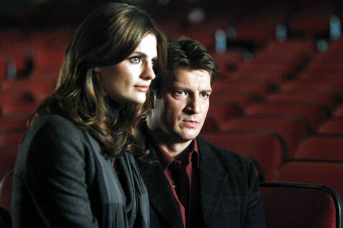 Castle_3x12_Poof, You're Dead_Promo pics