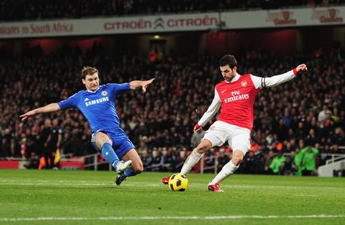 Cesc (Arsenal - Chelsea)