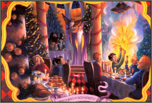 Christmas at Hogwarts
