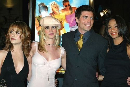 Crossroads Premiere in L.A,2002