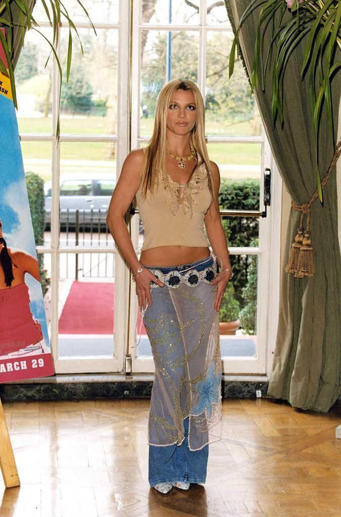 Late 90s Early 2000s Most Questionable Fashion Choices Page 2 Britney Spears Breatheheavy Exhale