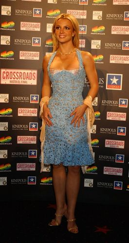 Crossroads Premiere in Mandrid,Spain March 21st 2002