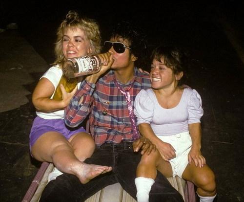 DRUNK MJ! LMAO