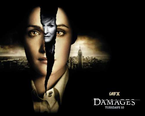 Damages - damages Wallpaper