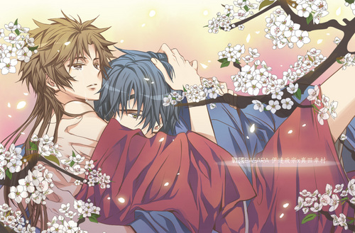 data Masamune and Sanada Yukimura