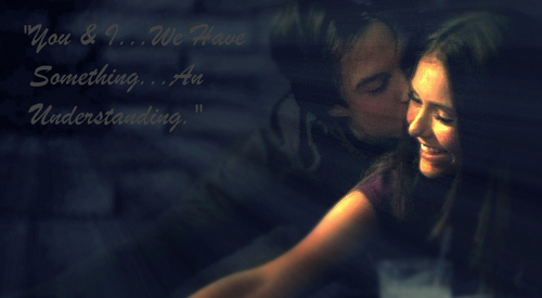 Delena : For Merzy (: