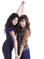 Demi&Selena Photo