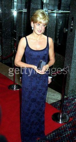 Diana Film Premiere