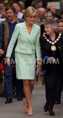 Diana Great Ormond Street Hospital