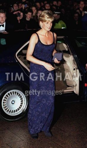 Diana Red Cross Premiere