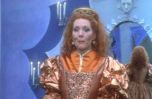 Diana Rigg in Snow White