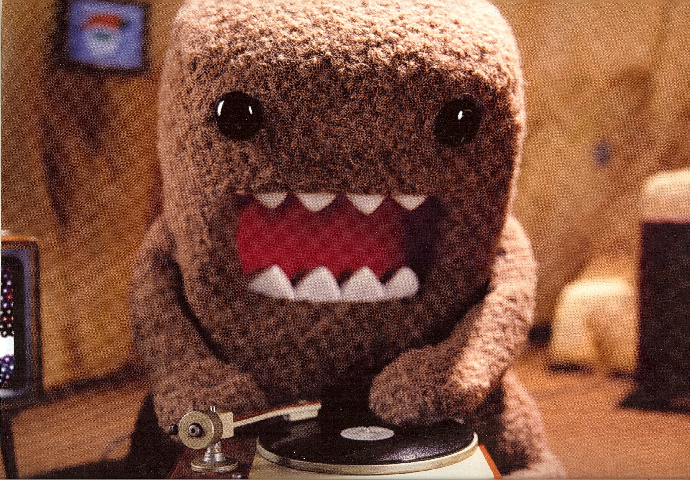 domo kun images domo kun hd wallpaper and background