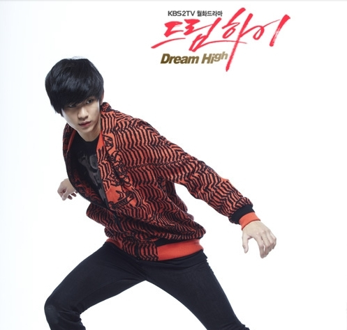 Dream High - Kim Soohyun As Song Sam-Dong