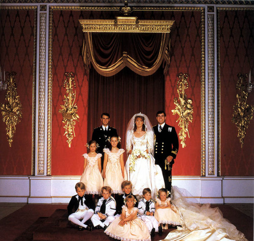 Duchess of York wedding